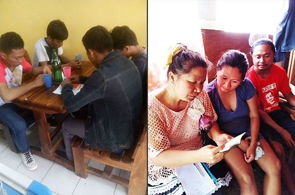 Witnessing, Practicum at Mongkayo